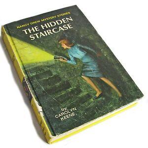 Vintage-Nancy-Drew-Book-2-The-Hidden-Staircase