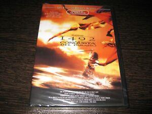 1492 La Conquista Del Paradiso DVD Gerard Depardieu Sigillata Nuovo