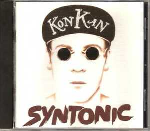 Kon-Kan-Syntonic-CDA-1990-Synth-Pop-Canada-Liberty-Debbe-Cole