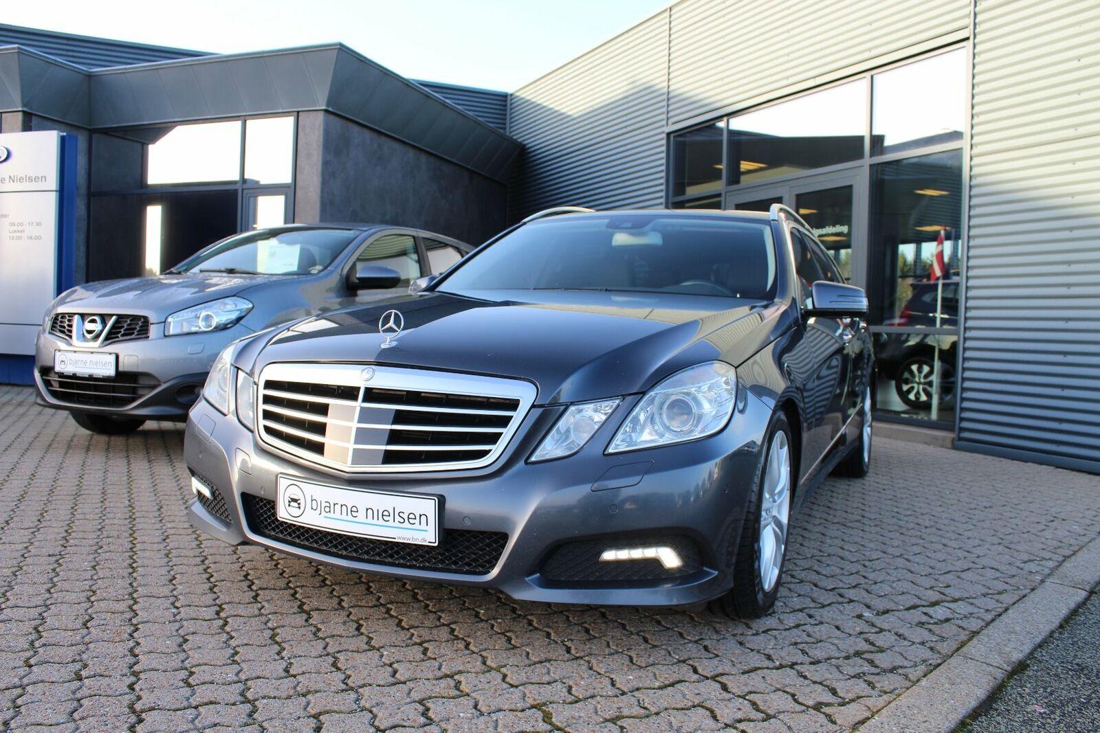 Mercedes E250 2,2 CDi Avantgarde stc. aut. BE