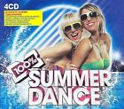 100 Percent Summer Dance [Box] by Various Artists (CD, Jul-2009, 4 Discs, Deca Dance (UK))