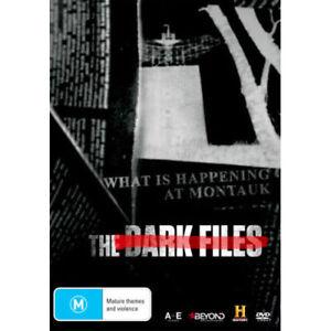 The-Dark-Files-History-DVD-NEW-Region-4-Australia