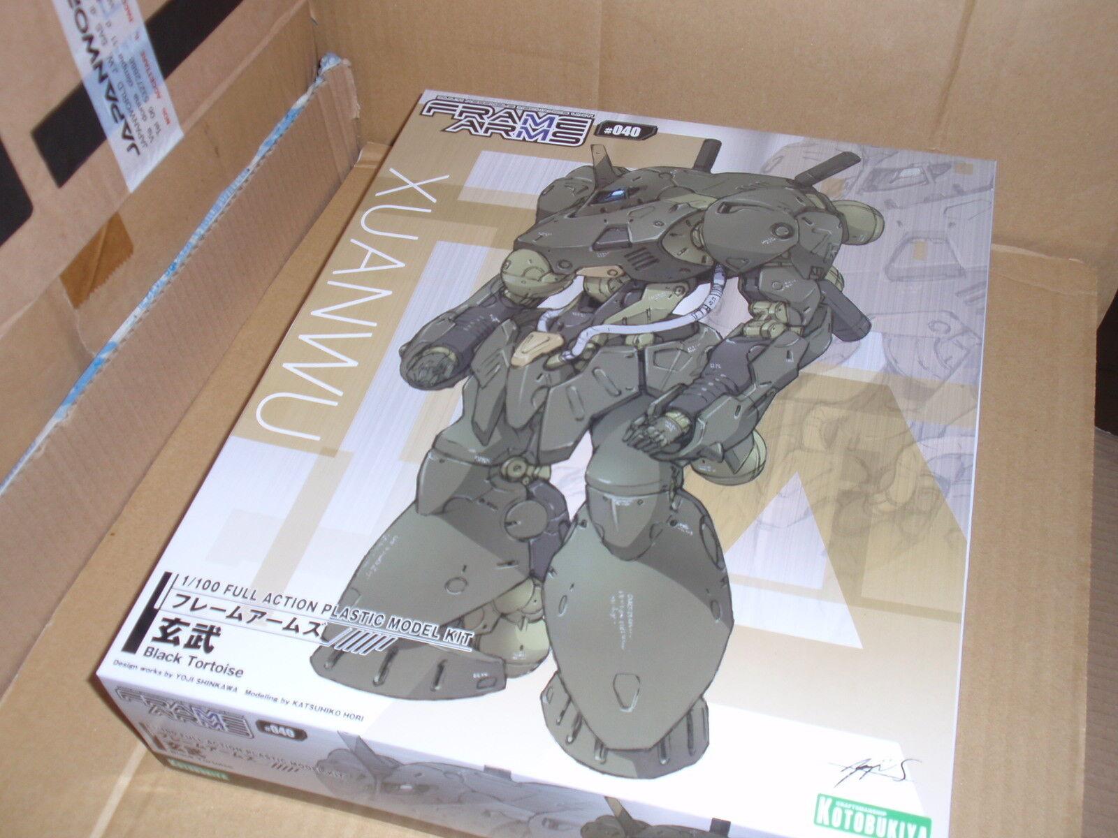 Kotobukiya Frame Arms Gembu XuanWu