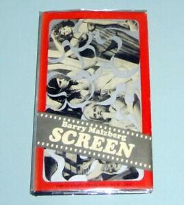 BARRY MALZBERG 1968 SCREEN WOMEN MOVIE ACTRESS Experimental Erotic Novel Fantasy