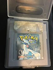 Pokemon Silver Version AUTHENTIC Nintendo Game Boy Color/Advance Cart Only RARE!