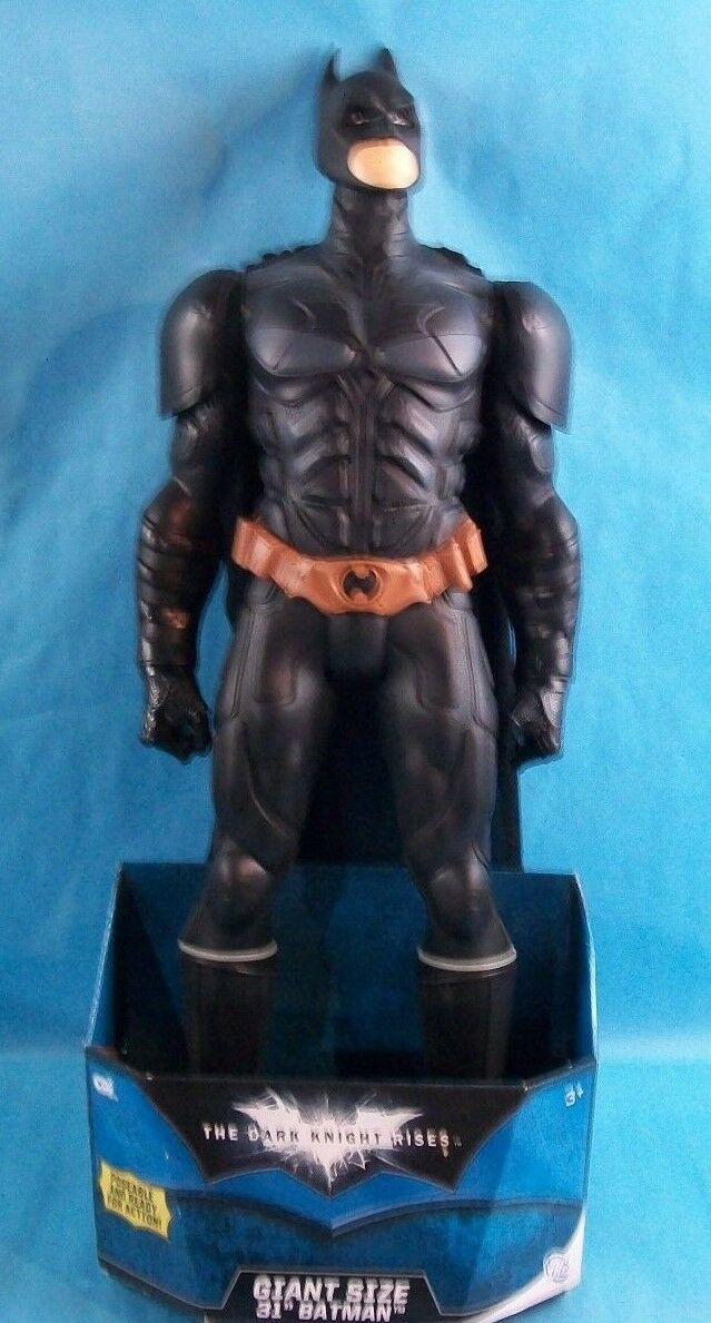 Jakks Pacific DC Comics Giant Size 31  Batman The Dark Night Rises Action Figure