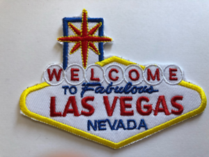 Welcome to Fabulous Las Vegas Patch Nevada Iron on
