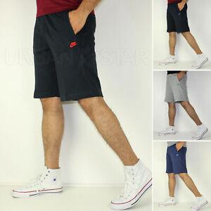 Nike-Men-039-s-Pantalones-Cortos-Informales-Correr-Pantalones-Cortos-Shorts-De-Entrenamiento-Jogging