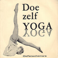"RAMA POLDERMAN – Doe Zelf Yoga - Oefenschema's (VINYL SINGLE 7"")"