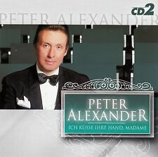 Peter Alexander: mi baci la mano, Madame 2/CD-Top-stato