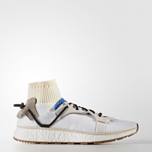 adidas Originals Alexander Wang AW RUN White Gum CM7827 New Sz 12.5 US Boost