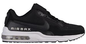 NEW Men's Nike Air Max LTD Shoes 7 Sneakers Size: 7 Shoes Color: Black/Pale Gray 55007d