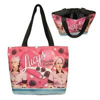 I Love Lucy Chocolate Factory Tote Bag