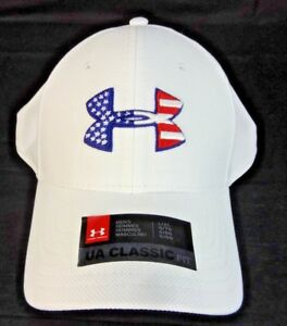 best value 939eb bbb14 Image is loading Under-Armour-Mens-Freedom-Blitzing-Cap-Large-XLarge-