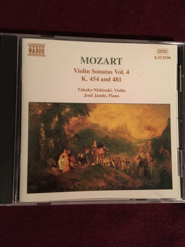 Mozart: 3 titler, klassisk