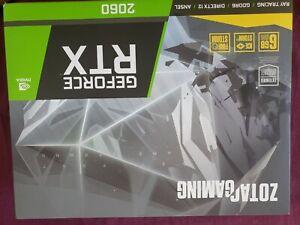 carte graphique Zotac gaming Geforce rtx 2060 jamais utilisé