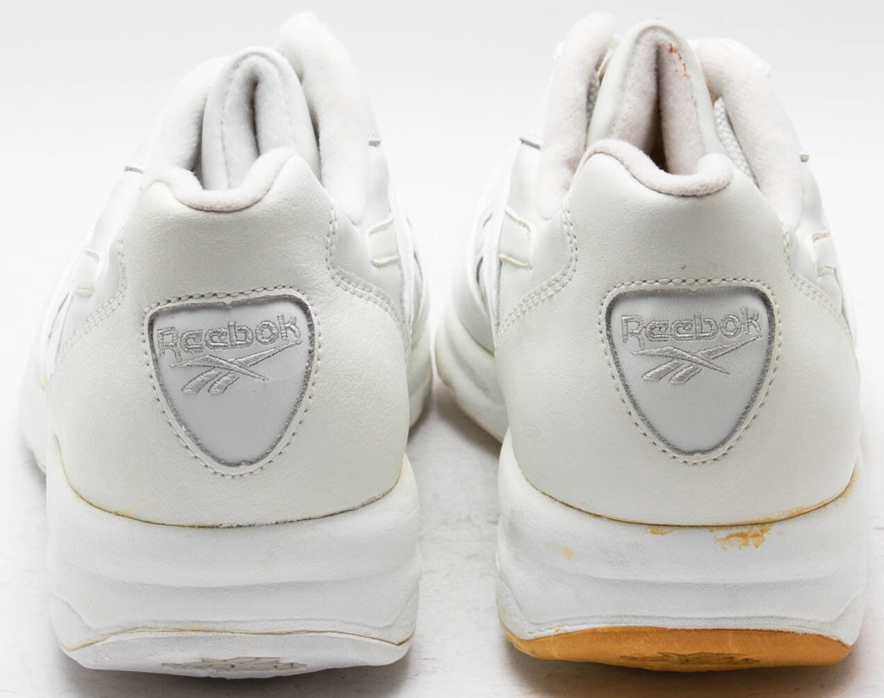 Reebok Men's Vintage 1994 Comfort Walking DMX 10.5 Shoes 11-25991 White sz. 10.5 DMX 187193