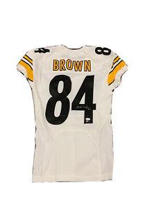 antonio brown white jersey