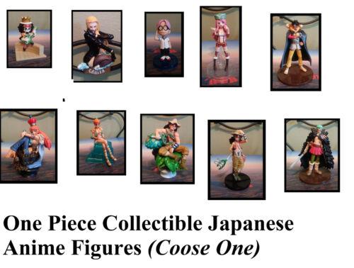 One Piece Figure Authentic Japan Anime figures Bandai Choisir Un