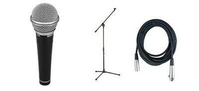 Samson R21S Microphone Value Pack