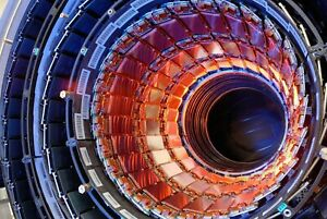 A1-Hadron-Collider-Poster-Art-Print-60-x-90cm-180gsm-Science-Cool-Gift-8908