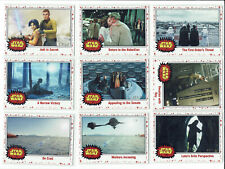 Star Wars The Last Jedi White Base Card 199 #81 The First Order Rallies!