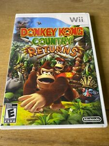 Donkey-Kong-Country-Returns-Nintendo-Wii-2010-CIB-GOOD-CONDITION