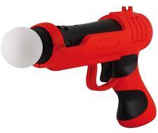 Bigben Gun Pistole Waffe für Sony PS3 Move Controller Lightgun Adapter Shooter