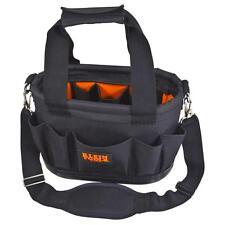 Klein Tools Polyester Organizer Storage Tool Supplies Bag Tote Shoulder Strap