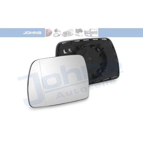 Johns 20713781 sustitución de vidrio cristal espejo izquierda asphärisch Indutherm
