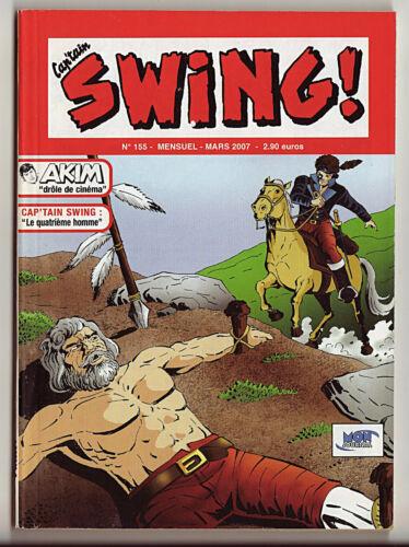 1 PF Collection SWING en TBE du 110 au 159 2ème série de 05//2003 à 07//2007