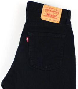 Levi's Strauss & Co Hommes 751 02 Jeans Jambe Droite Taille W32 L27 AGZ808