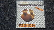 Pet Shop Boys - West end girls Original Hit Version 7'' Single [Bobby Orlando]