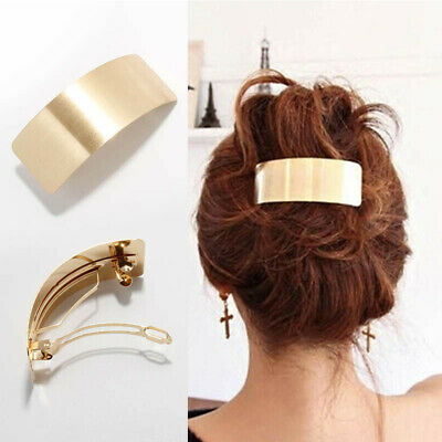Women/'s Leaf Slide Hair Clips Hairpin Barrettes Pins Grips Ponytail Accessories