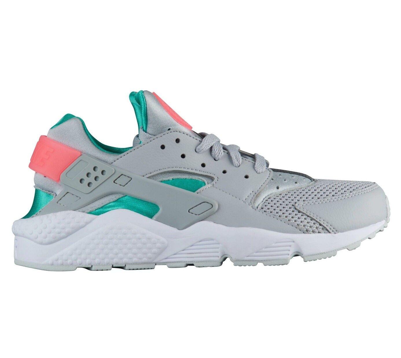 Nike air huarache south beach Uomo 318429-053 grigio - verde scarpe da corsa numero 13