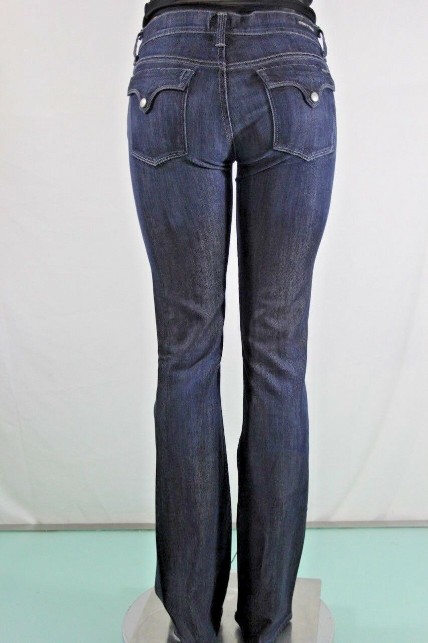 NEW Citizens of Humanity Jeans Women's boot Cut SZ 28 bluee inseam 35 USA