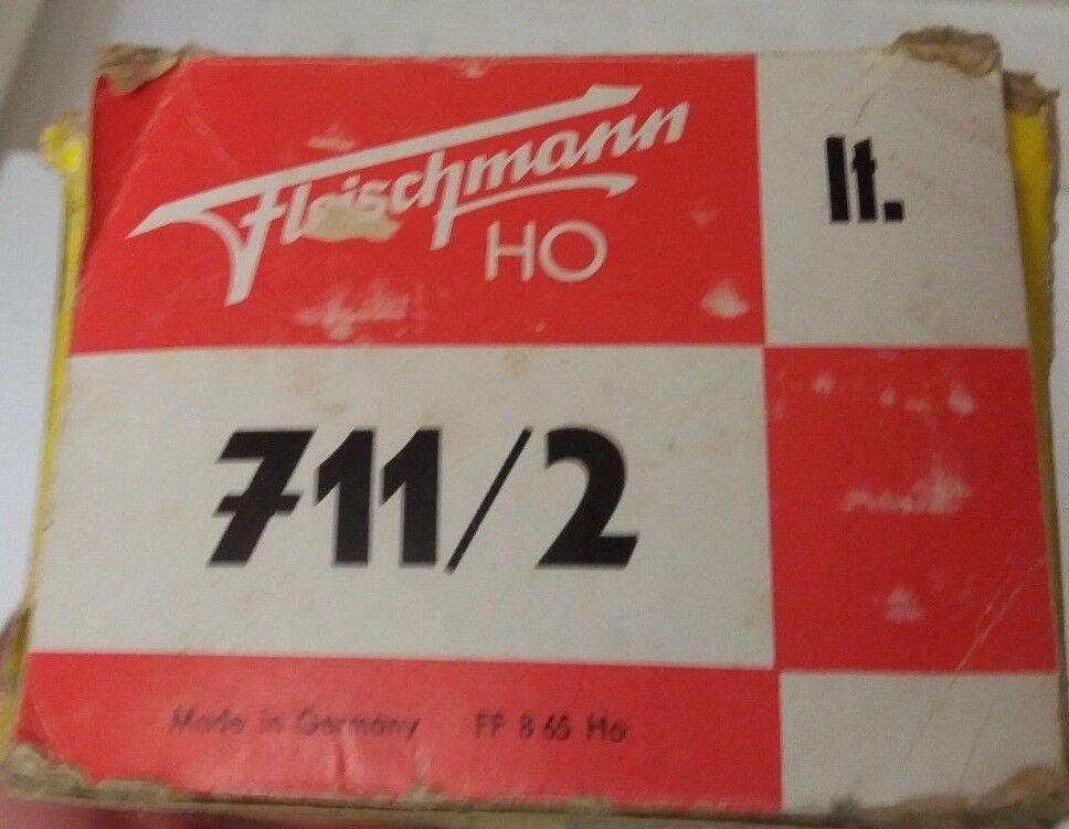 Fleischmann 711  2