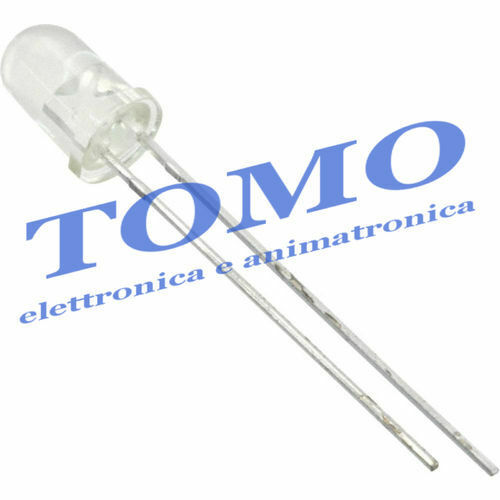 Lot 10 Pieces per Diode LED 5mm Yellow High Brightness