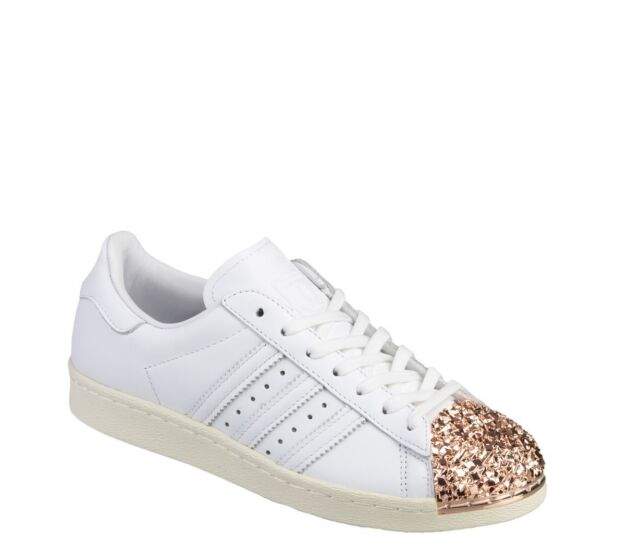 3d Metal Toe Leather Trainers
