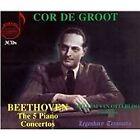 Ludwig van Beethoven - Beethoven: The 5 Piano Concertos (2008)