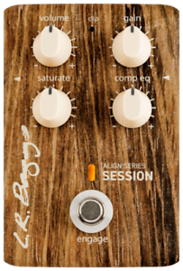 LR Baggs Align Session Acoustic Pedal Featuring Saturation and Compression 2DAY