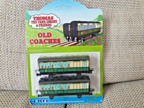 "ERTL Thomas the Tank Engine /& FRIENDS /""OLD CARS/"" NEW sur carte"