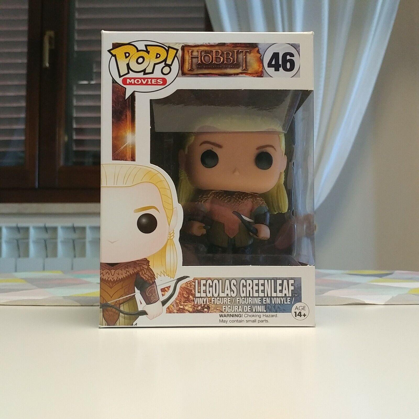 Funko Pop  VAULTED The Hobbit - Legolas Greenleaf (Inclusa Pop  Predector)