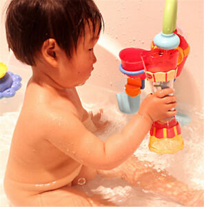 Bath Swim Toy Water Whirly Wand Cup Beach Toy For Toddler Baby Children Gifts RU