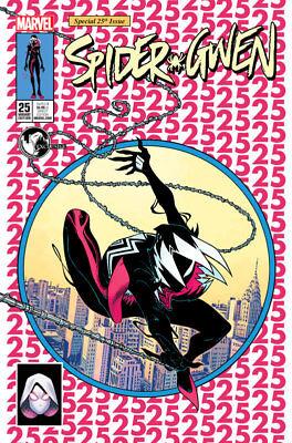 Spider-Gwen #25  by Ed McGuinness Variant 300 homage Gwenom Cover C