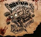 Zombie Nation [Digipak] by The Brains (CD, 2010, Stomp Records)