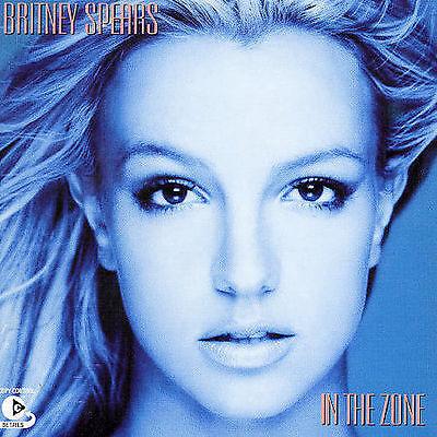 In the Zone [Import Bonus Track] by Britney Spears (CD, Nov-2003, BMG/Jive)