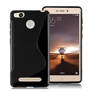 Details about Case Cover TPU Silicone Gel S-LINE Xiaomi Redmi 3s/3s Prime /  Redmi 3 Pro