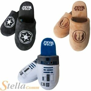 7e6a4fb81d1c Official Star Wars Slippers Last Jedi Adult Slip On Mule Slippers ...