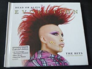 Dead-or-Alive-Evolution-The-Hits-Limited-Collector-039-s-Edition-YOU-SPIN-ME-ROUND